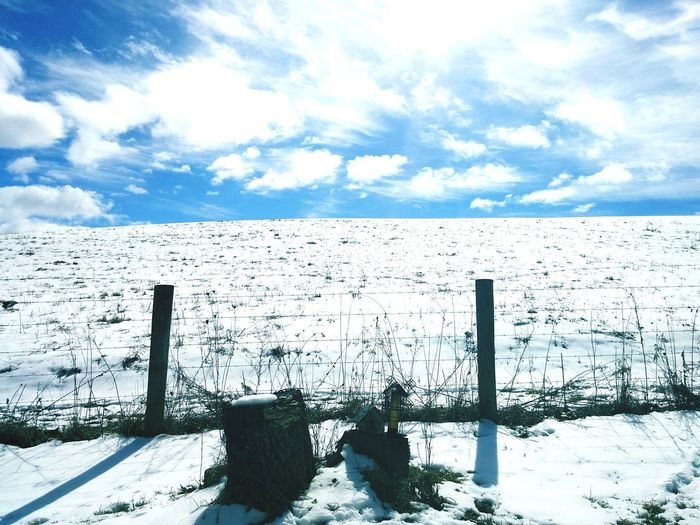 Snow Myview Landscapes Photography Background Winter