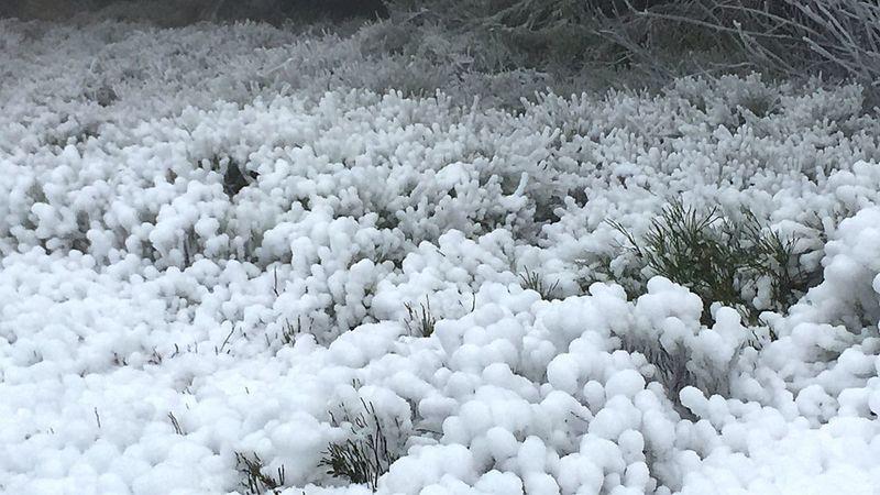 cloudy snow Czech Republic Winter Liberec White