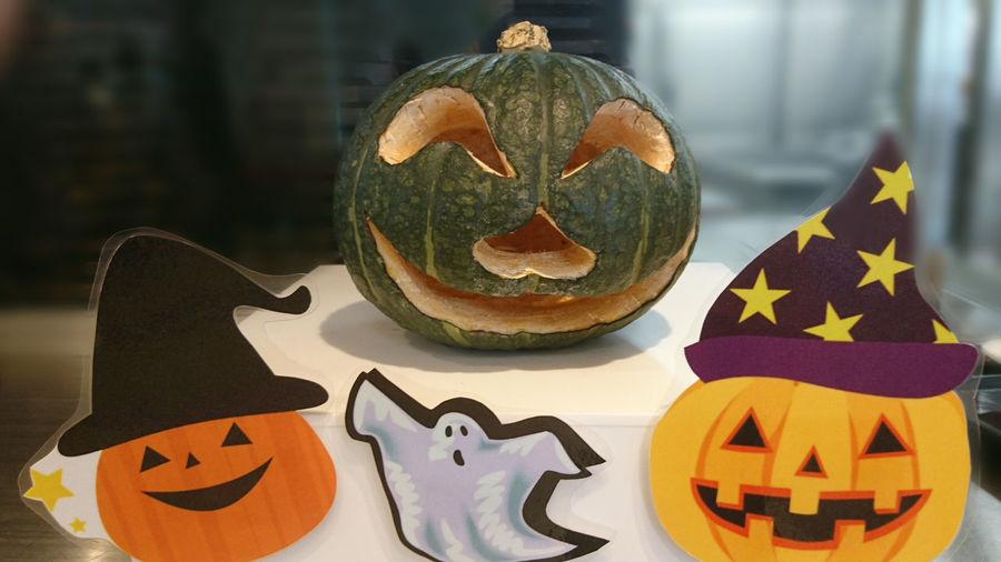 Happy Halloween! Close-up No People Indoors  Halloween Halloween EyeEm Halloweenfun