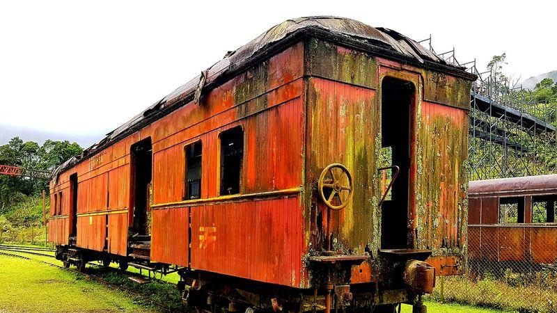 Grass SP Mobilephotography Brazil EyeEmNewHere Transport Tram Train Colors