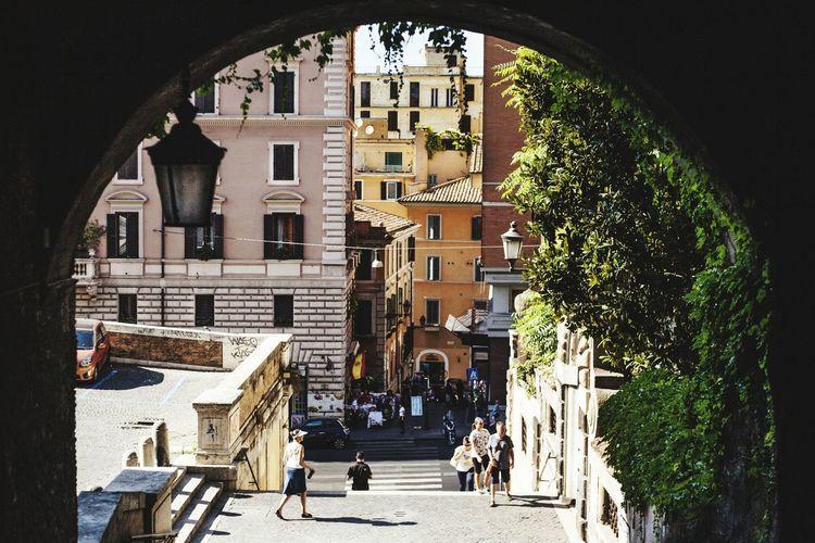 Relaxing Rome Italy Italia Roma Steps Street Sun Summer First Eyeem Photo