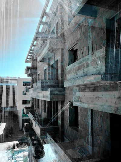 work in progress Tunisia Berge Du Lac Construction Urban Decay Construction Site Huawei Leica P10 Huawei P10 Huwaeileica Water Cityscape Cold Temperature Sky Architecture Building Exterior Built Structure