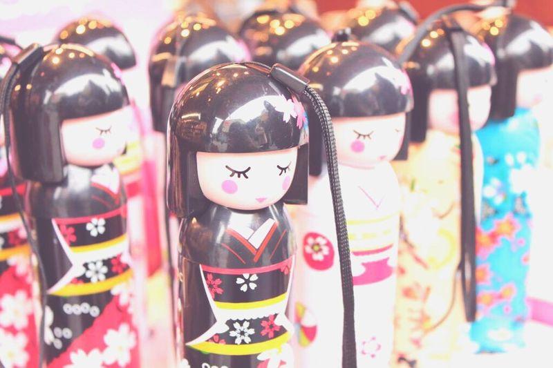 こけし Kokeshi Cute Japan Japanese Culture Japan Photography Kyoto Hello World Hi!