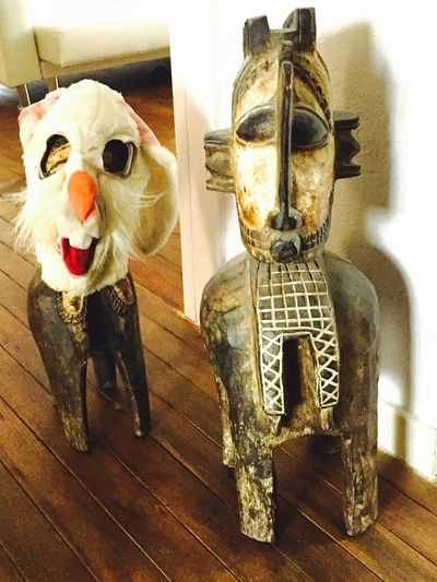 Statues Africanart  Livingroom Statuettes Nimba Masque Masquenimba