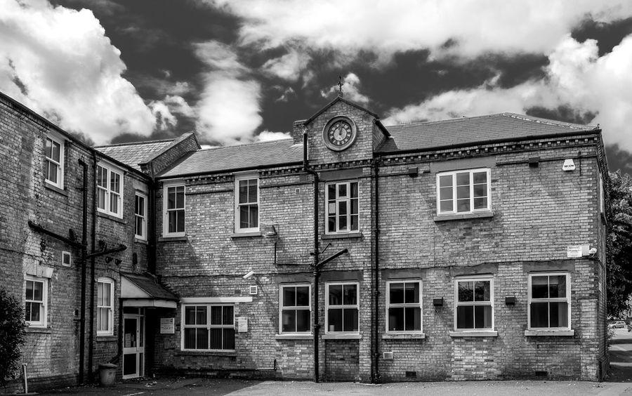Northamptonshire Probation Service, Oxford Street, Wellingborough, Northamptonshire Architecture Monochrome Architecture FUJIFILM X-T10 Fujifilmxt1 Black And White Wellingborough Northamptonshire