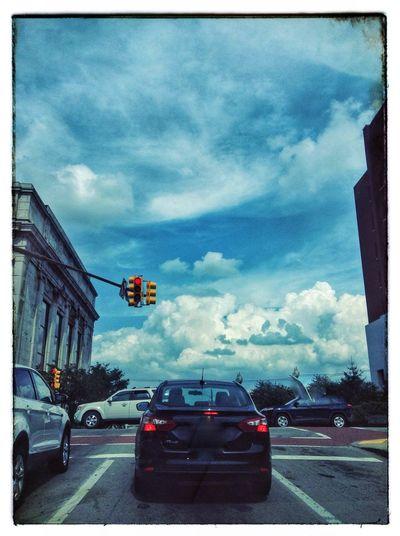 IPadography Sunnydays Sky Porn Cloudporn Sky And Clouds Pennsylvania Snapseed Filter