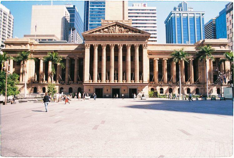 Main city hall
