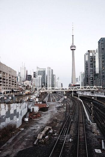 Building Exterior Built Structure Architecture Transportation Sky City Rail Transportation