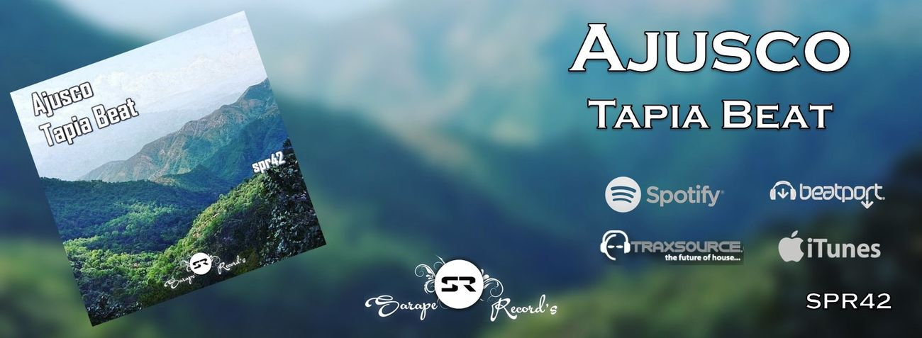 Available everywhere Beatport Itunes Ajusco Mexico Spotify Housemusic OpenEdit
