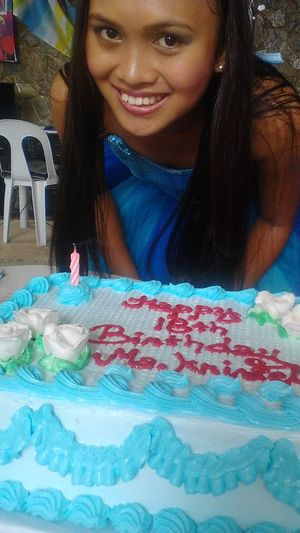 happy birthday beautiful kristel Check This Out Love ♥ Wearefamily