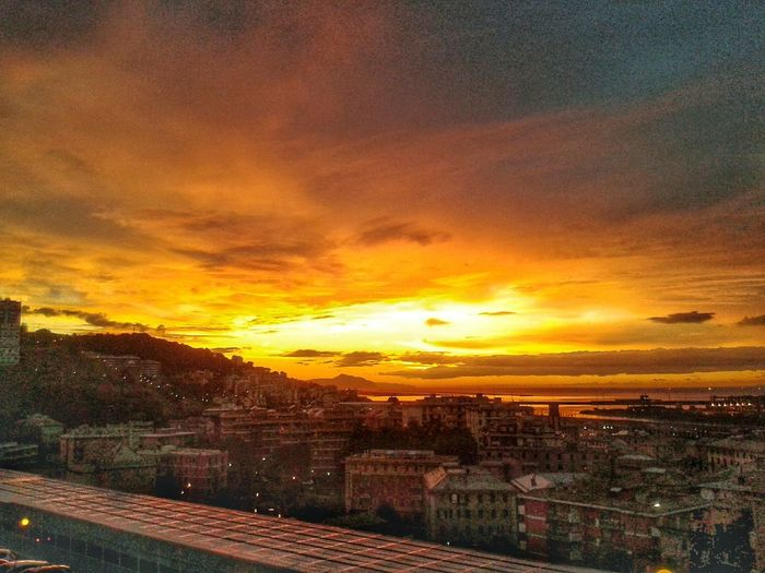 Today at about 7. Sunrise Good Morning Dramatic Sky Clouds And Sky Orange Sky Alba Stupendo Smartphone Photography Mobilephotography S3 Mini Multi Colored Dramatic Sky Orange Color Sky Cloud - Sky Landscape