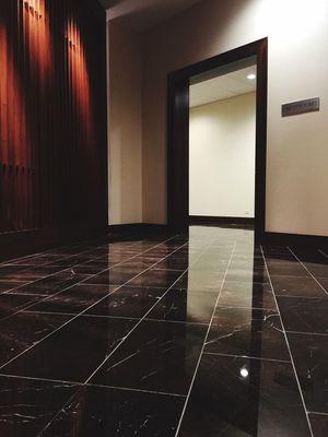Hyatt lobby floor Preserve by L I O N I Z E PRESERVATIONS Services