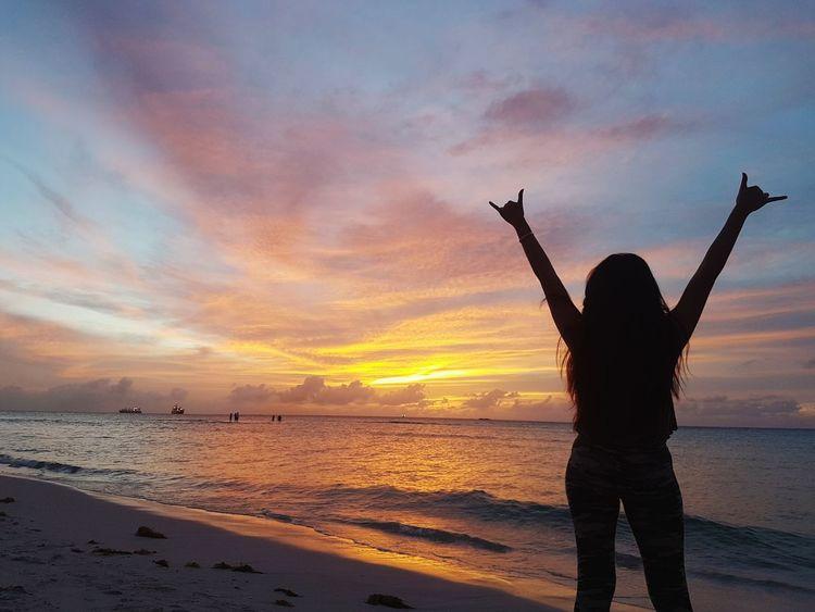 I live in paradise 🤙 Island Life Sunsets Beach Life Northern Mariana Islands Cnmi