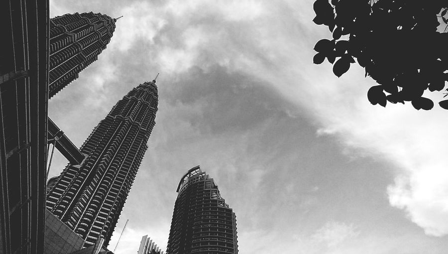 Suria KLCC Architecture Look Up And Thrive Malaysia