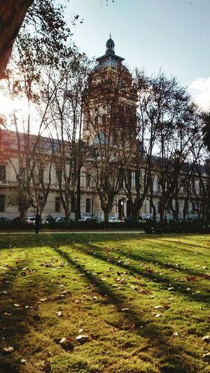 Facultad De Derecho Unr Invierno Winter Argentina Rosario