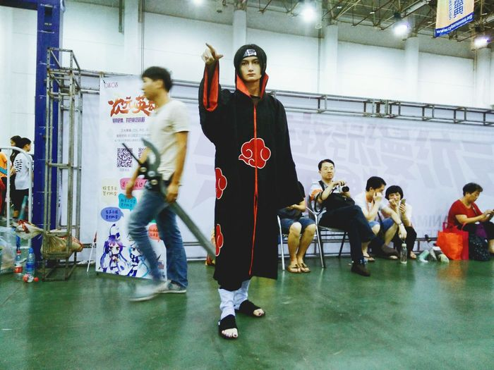 Hi! Taking Photos Cosplay Naruto うちはイタチ 火影忍者 火影忍者 Cosplay People Eyeemphoto