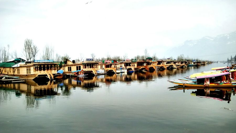 House Boats Shikara