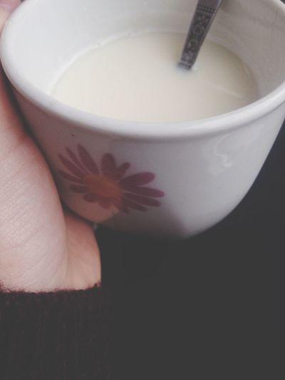 Cold Days Milk Honing Pullover