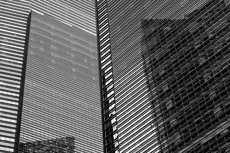 Abstract Architecture Backgrounds Building Exterior Built Structure Close-up Day Full Frame Low Angle View Modern No People Outdoors Pattern Skyscraper Window