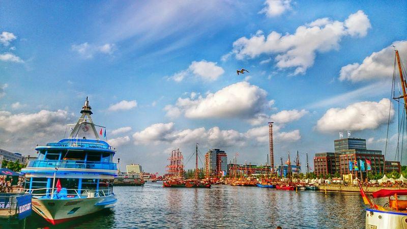 Kiel Kieler Woche Landscape Sky And Clouds EyeEm Gallery Eyemphotography Boats