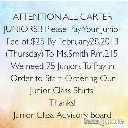 *Room 213 #Carter2014
