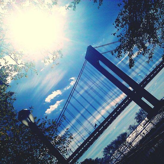 Brooklyn Bridgesaroundtheworld Newyork Bayridge
