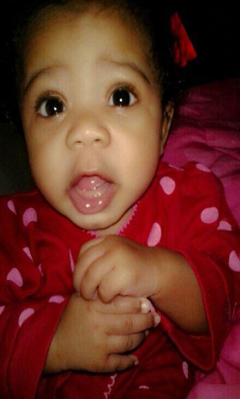 CutiePie#MyBabygirl :)
