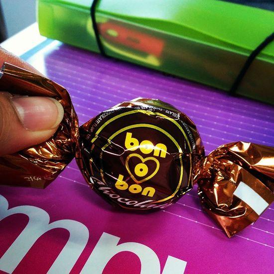 bon bon chocolate♡ お姉ちゃんから差入れ♡ Bonbonchocolate 差入れ 学園祭
