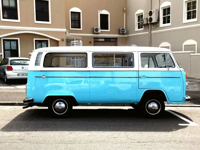 Good lookin' Van VWbus Hippievan