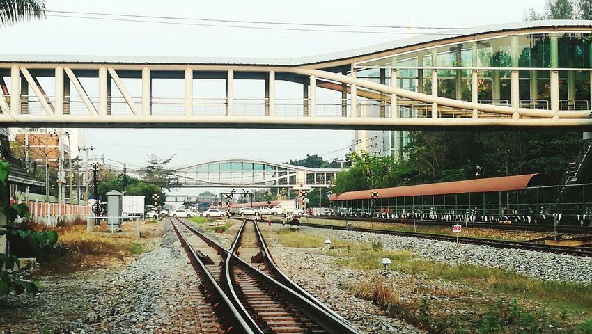 Bridge - Man Made Structure Railroad Track Rail Transportation Train - Vehicle Architecture Built Structure