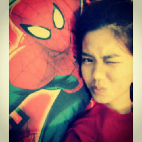 My frendly neighborhood spiderman Forevercrush Spidermanpillow Peterparker ?