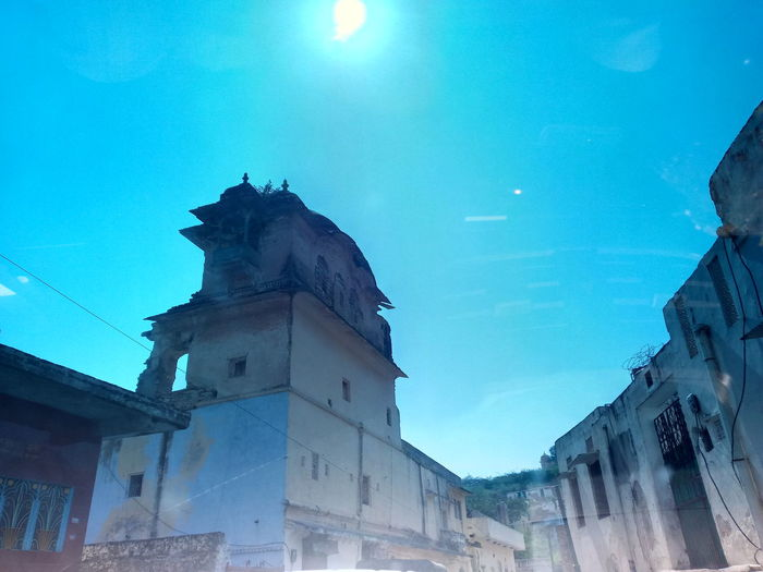 EyeEm Selects Ruins Ancient Architecture Blazing Sun History Heritage Travel Photography Road Trip Moving In Car Random Click Jaipur, Rajasthan India Connected By Travel EyeEmNewHere An Eye For Travel