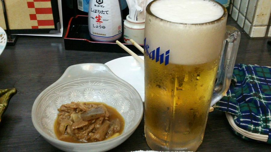 Foods お酒 Foodporn Enjoy Eating Food Photography Food Porn Enjoying A Meal Enjoy A Meal In My Mouf Ueno 上野 2杯目(´ワ`)