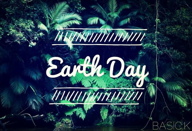 Recognize! Tampa Earthday Love Earth Getting Inspired