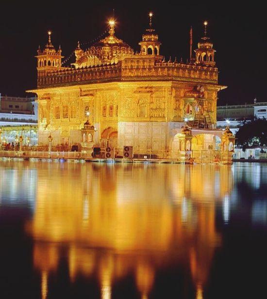 Goldentempleamritsar Waheguruji India