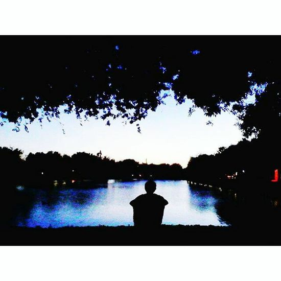 Nature Atardecer Lago Luces Y Sombras Matamoros Tamaultimas Silhouette Water Lake Auto Post Production Filter Tree Rear View Leisure Activity Men Lifestyles Unrecognizable Person Tranquility Tranquil Scene Sky Solitude Nature Relaxation Reflection Day