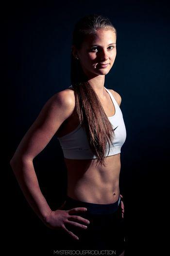 Sport Fitness Portrait Mysterioousproduction