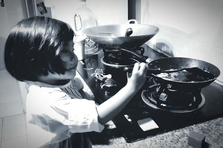 My little chef