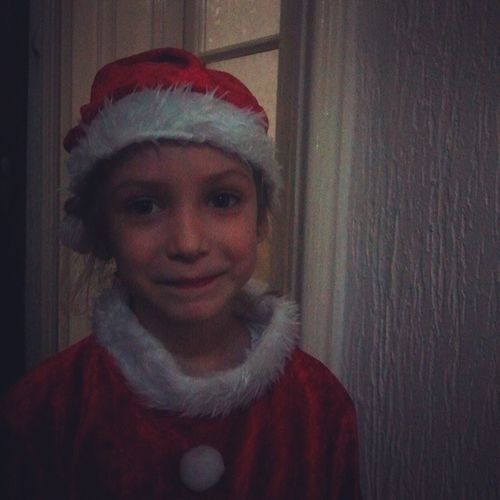 Santa ChristmasEVe Mia