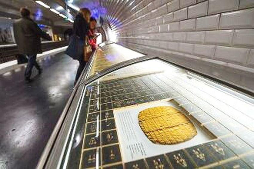 Metro Saint Germain des Pres. Paris Je T Aime Paris ❤ Paris, France  Paris Saint Germain Des Pres Subway Metro Paris Paris Metro