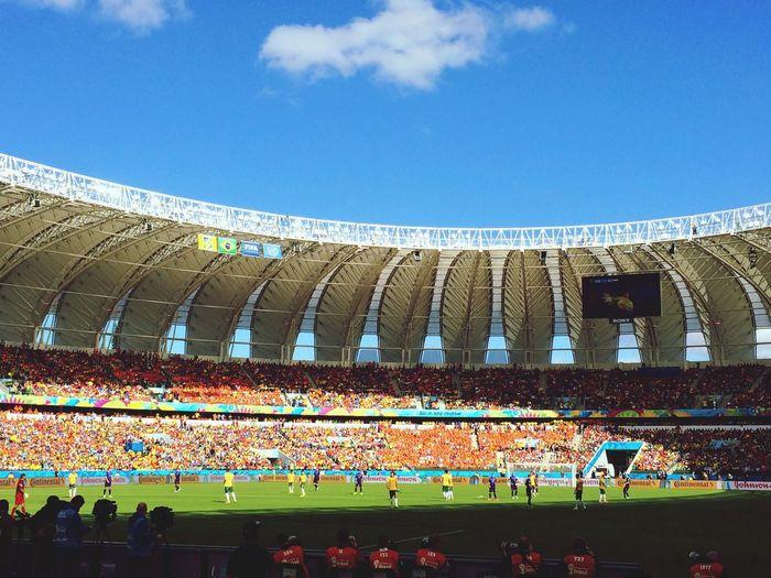 We Are Onefootball Gigante Da Beira-Rio Austrália x Holanda