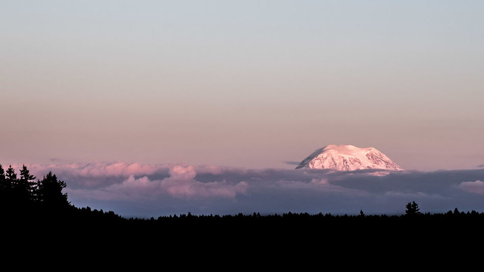 Cloud Mount Rainier Mount Rainier, Washington, Nature, Mountain View Pacific Northwest  Washington State Beauty In Nature Cloud - Sky Clouds Clouds And Sky Day Landscape Mountain Mountain Peak Mountains And Sky Nature No People Outdoors Peak Power In Nature Scenics Silhouette Sky Tranquil Scene Tranquility