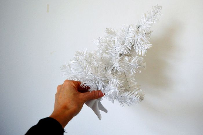 Our Christmas Tree Minimalism WhiteCollection Whitealbum Whysoserious Studies Of Whiteness Handcrafted Photography Creative World Dowhatyoulove  SoberLife  Christmas Around The World Netherlands