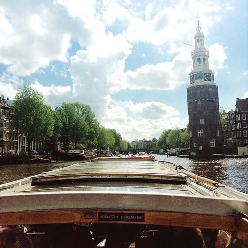 Slowly drifting through the tranquil canals of Amsterdam Peaceful Go With The Flow Canal Explore in Amsterdam , The Netherlands First Eyeem Photo