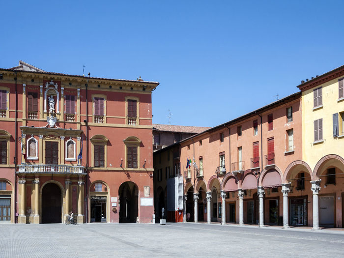 Imola, Italy Architecture Birthday City Clear Sky Day Emilia Romagna Ferrari Formula 1 Imola Italy Medieval No People Northern Italy Outdoors Racing Car Region Square Townhouse Travel Destinations