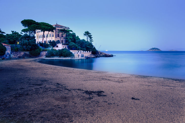 Landscape of Elba Island, Italy Age, Cavo, Elba, Europe Day, Italy, Mediterranean, Southern, Tuscany, Boat, Daylight, Daytime, Europe, European, Harbor, Old, Outdoor, Port, Sea, Ship, Tourism, Water, Yacht Sea Water Sky Beach Land Nature Tranquil Scene