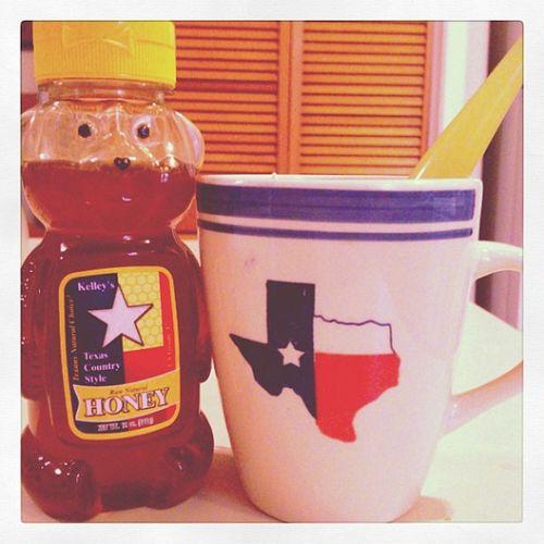 Texas. Breakfasttea Texas Honey Yum