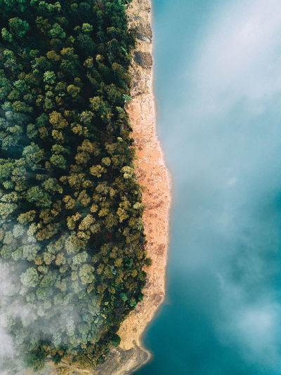 Above The Clouds Aerial Australia Blue Blue Water Bright Close-up Contrast Dji Drone  Dronephotography Forest Green Lake Lakeshore Lakeside Orange Color Rocks Trees EyeEmNewHere Fresh On Market 2017