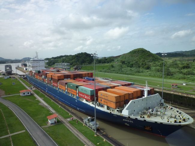 Check This Out Hello World Taking Photos Hanging Out Enjoying Life Traveling Aroundtheworld Beautifulworld Landscape Panamá PanamaCanal