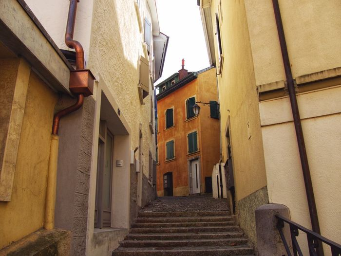 Architecture Building Exterior Steps Built Structure Staircase Steps And Staircases No People Eyeem Switzerland Switzerlandpictures Switzerland EyeEmSwiss The Week On EyeEm Montreux Old Old Town From My Point Of View